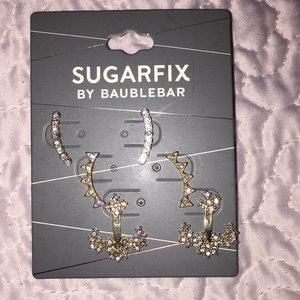 Never worn, brand new earrings by Baublebar
